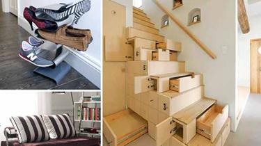 創意生活:牛人創意多 設計便利家具