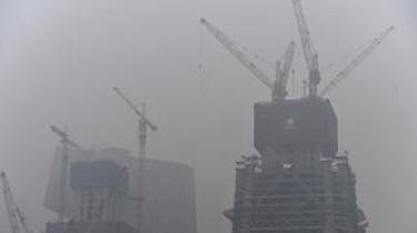 環保部發布新一輪重污染天氣預警