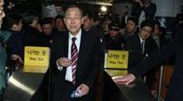 潘基文説無法就是否參加韓國總統選舉表態