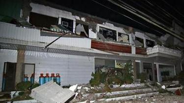 菲律賓 南部6.7級地震已致15人死亡