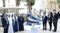 中國載客無人機將在迪拜投入運營