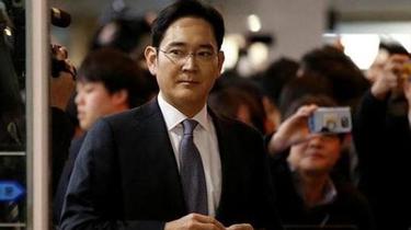 韓總統親信幹政調查 三星電子副會長李在鎔被批捕