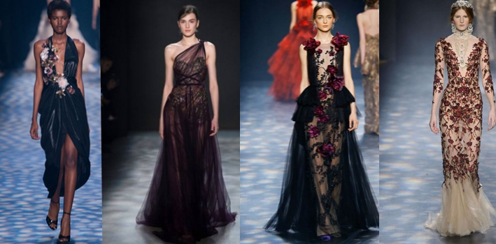 紐約時裝周:中國元素閃耀秀場