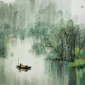 [聽來總是詩]《錢塘湖春行》
