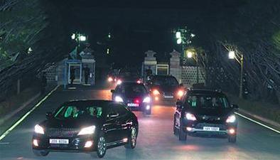 樸槿惠被彈劾罷免:搬回私宅 樸槿惠離開青瓦臺