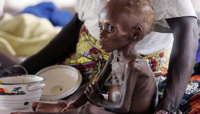 聯合國:四國2000多萬人面臨饑荒