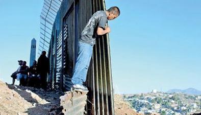 美墨邊境墻設計要求出爐