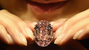 4.9億元!全球鑽石拍賣紀錄被刷新