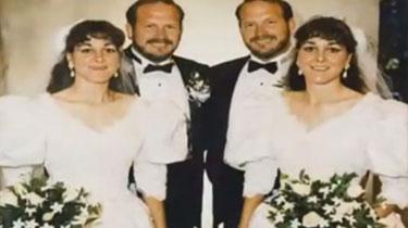 雙胞胎夫妻:雙胞胎兄弟娶雙胞胎姐妹 四人同住24年