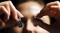 估價近七千萬美元鑽石耳環即將拍賣