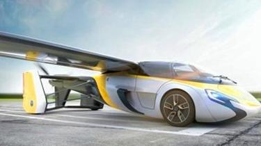 全球首款飛行汽車即將發布