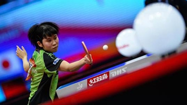 第23屆亞洲乒乓球錦標賽:一黑到底 平野美宇奪得女單冠軍