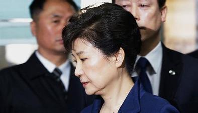 韓國檢方或今天對樸槿惠提起訴訟