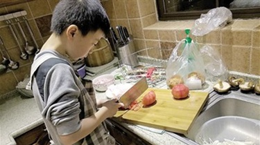 37個小學生都是大廚 每人會做20道菜