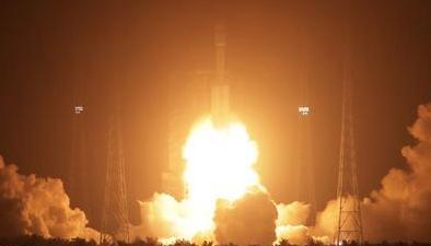 天舟一號貨運飛船發射成功:準時準點送天舟 航天夢想新啟程
