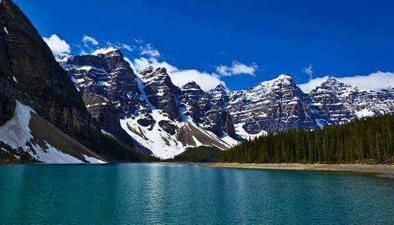 冰川退縮致加拿大一河流消失