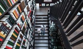 走進上海鐘書閣書店