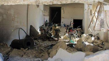 敘利亞化武疑雲:美宣布對271名敘科研人員實施制裁