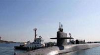 朝鮮半島局勢 戰略武器繼續集結 美核潛艇抵釜山