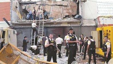 """巴拉圭驚天""""金庫劫案"""":疑似黑幫攻打金庫 至少50名武裝分子參與"""