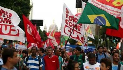 巴西:20年規模最大罷工 90多個工種加入