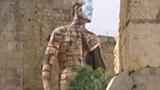 以色列藝術家打造另類人體彩繪