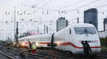 德國:多特蒙德一列車出軌 無人員傷亡報告