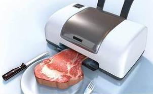 澳大利亞推出3D肉類打印機 未來或普及