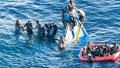 日內瓦:地中海兩起沉船事故致245人失蹤或遇難