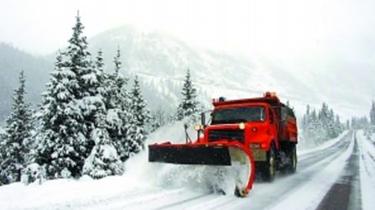 反常!俄羅斯多地5月下雪 城市恢復供暖