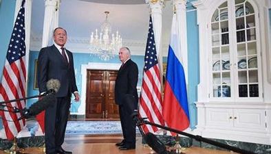 俄羅斯:特朗普會見俄羅斯外長