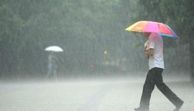 中央氣象臺:發布暴雨和強對流天氣藍色預警