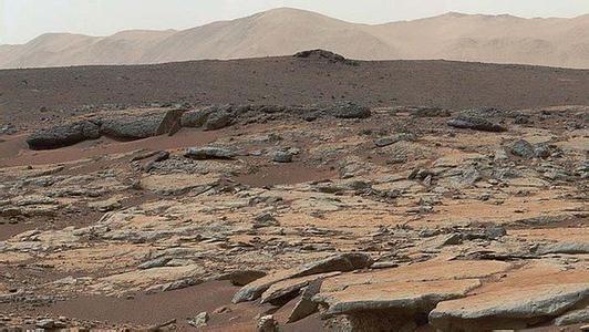 NASA公布載人登陸火星計劃