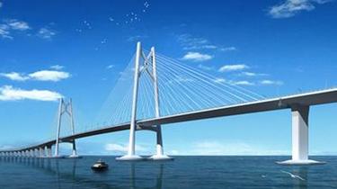 港珠澳大橋海底隧道成功合龍
