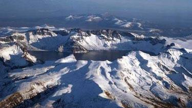 吉林:長白山降雪 部分景點關閉