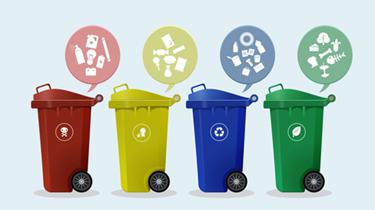 """垃圾分類即將""""強制"""":去年垃圾清運2億噸 分類迫在眉睫"""