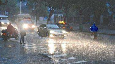 中國南方新一輪強降雨來襲