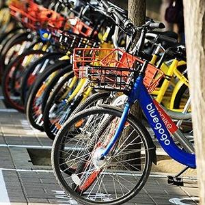 [整點財經]共享單車市場競爭激烈