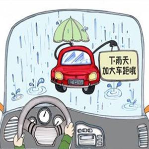 [暢談]暴雨行車安全攻略