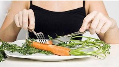 過度節食減肥 患上糜爛性胃炎