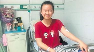 最勇敢小棉襖 12歲女孩為父擋刀