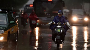 中央氣象臺:今起華北將迎入汛來最強降雨