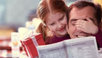 最佳禮物 美國女孩生日當天與12年未見父親重逢