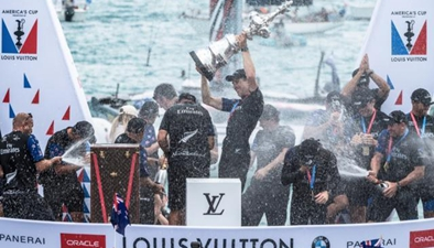 新西蘭隊奪得美洲杯帆船賽冠軍