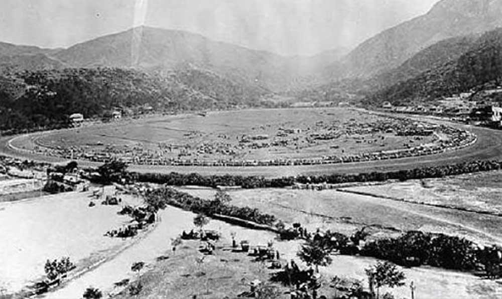 1873年跑馬地