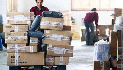國家郵政局:2016年全國人均使用快遞近23件,平均單價少花7毛錢
