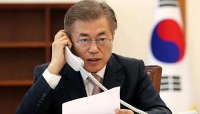 韓國:韓國總統文在寅即將訪美 文在寅致力于與特朗普構築友誼