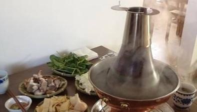 銅鍋涮肉未開窗 4名男子疑中毒