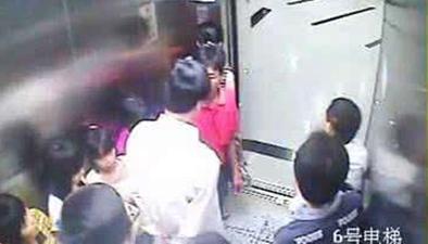 醫院發生盜竊案 電梯擁擠慎防賊