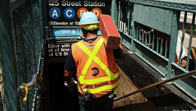 美國 初步調查顯示人為錯誤造成紐約地鐵脫軌